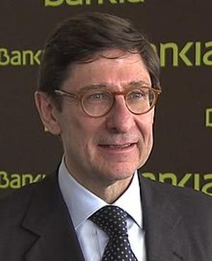"""Goirigolzarri: """"La meritocracia es la única referencia para Bankia, y no las entidades de origen"""""""