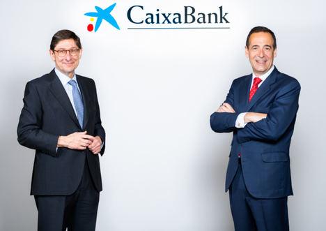 CaixaBank, premio a la 'Mejor Transformación Bancaria del Mundo' por Euromoney