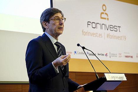 """Goirigolzarri: """"Nuestro objetivo es convertir Bankia en el banco preferido por la sociedad española"""""""