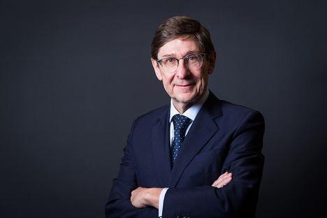 """José Ignacio Goirigolzarri: """"la crisis nos empuja a trabajar con mayor ahínco hacia una economía verde"""""""