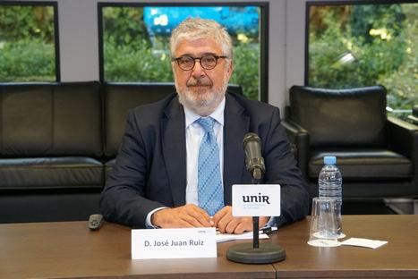 """""""América Latina necesita confianza en las instituciones ante la pandemia"""", afirma en UNIR José Juan Ruiz, presidente del Instituto Elcano"""