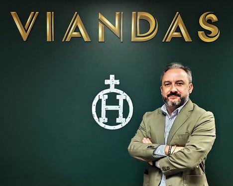 José Luis Cumplido asume la dirección de expansión de Viandas Hacienda Zorita