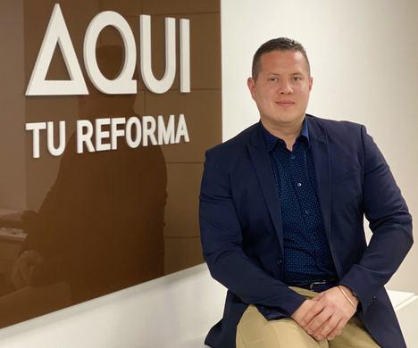 Aquí tu Reforma nombra a José Luis Herrera, nuevo director de ventas global