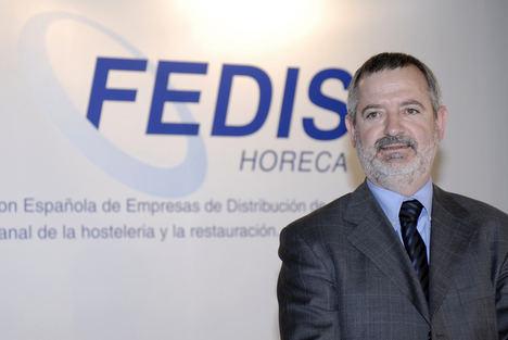 José Manuel Fernández Echevarría, Director general Fedishoreca.