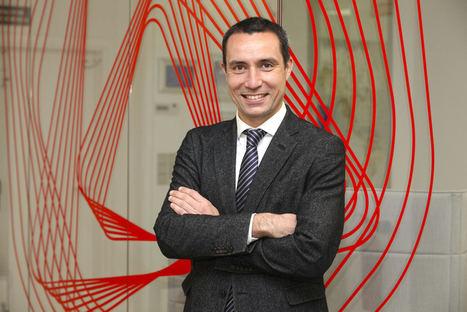 José Manuel Lucio, nuevo Director Comercial EMEA de AR Racking