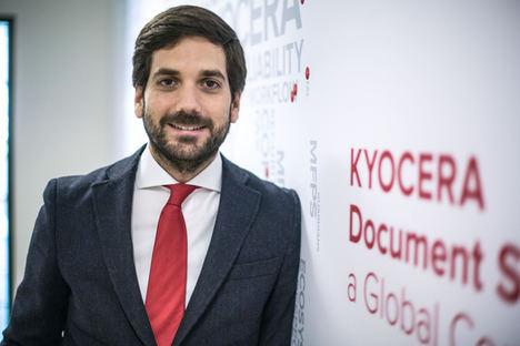 José María Estébanez, Kyocera Document Solutions América.