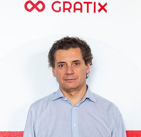 José María García, fundador y CEO de Gratix.