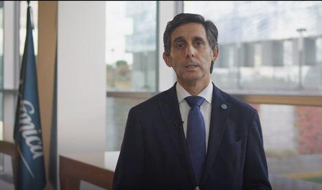 Álvarez-Pallete reclama valentía a los reguladores frente a las grandes tecnológicas para garantizar una competencia en igualdad de condiciones
