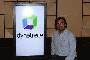 José Matias, director general Dynatrace España.