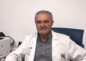 José Plata, responsable del Área de Gestión Sanitaria Sur.
