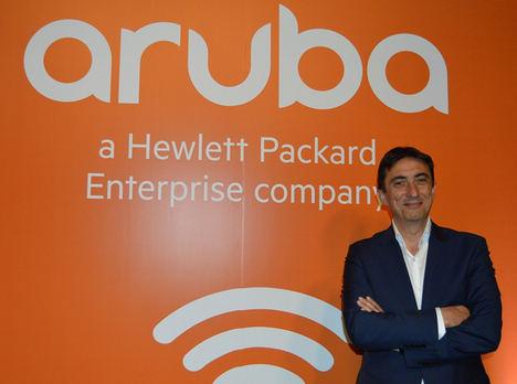 José Tormo, director para el Sur de Europa de Aruba.