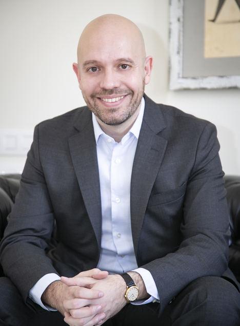 José Manuel García Gavilán, Country Manager de Blue Prism para España y Portugal