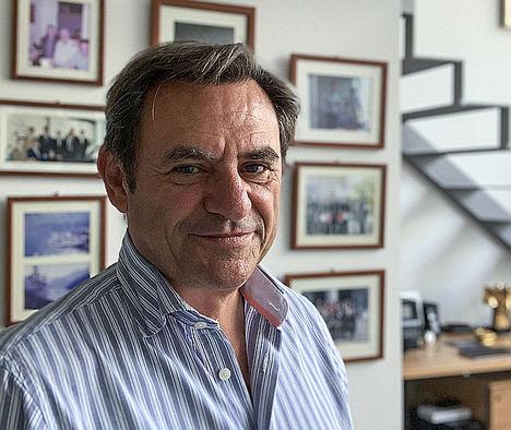 José Manuel Arnaiz de Castro, CEO de Loozend