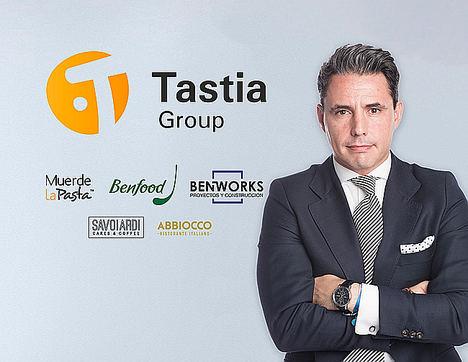 Tastia Group incorpora a José María Carapeto, nuevo director comercial de Benfood