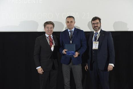 José Muñoz, CEO de Grupo Alimentario Copese, premio CEO del año Empresa Familiar