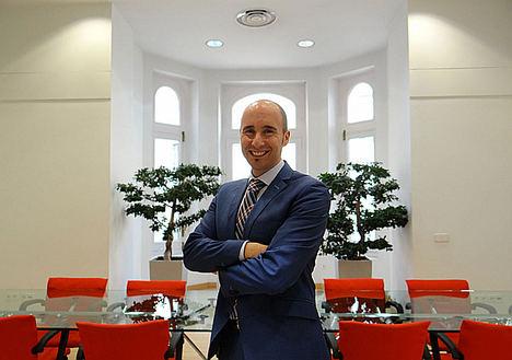 Joseba Villate, nuevo director de la Oficina de PONS IP en el País Vasco