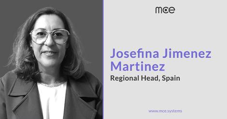Josefina Jiménez, mce.