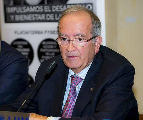 Josep González, Vicepresidente de la Plataforma Pymes.