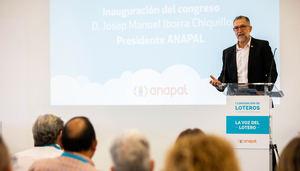 Josep Manuel Iborra, presidente de ANAPAL.
