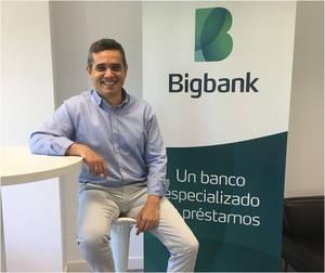José Ángel Hernández Santos, nuevo director de Riesgo de Bigbank en España
