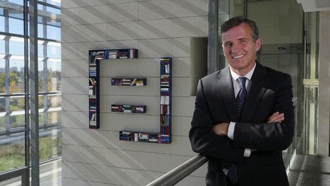 José Ángel Sandín, CEO de Lefebvre.