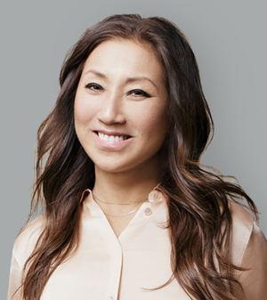 Joyce Kim, directora de marketing de Genesys.
