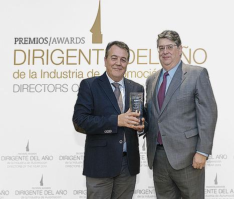 Juan Antonio Muñoz Codina, Dirigente del Año 2019
