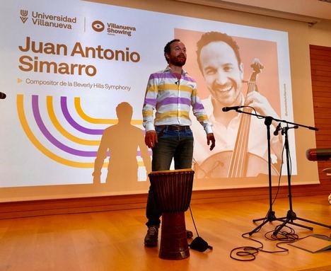 """Juan Antonio Simarro: """"Igual que los músicos en una orquesta, los empleados son quienes hacen funcionar a una empresa"""""""