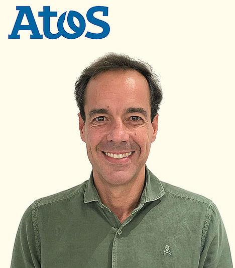 Juan Carlos Coma, Head of Digital Transformation de Atos Iberia.