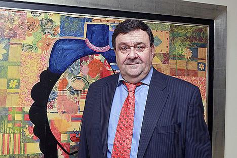 Entrevista a Juan Carlos Maté, presidente de Caralin Group