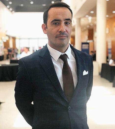 IFS incorpora a Juan González como Director Comercial para España y Portugal