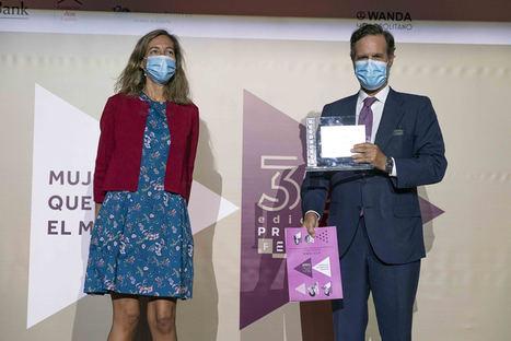 Acciona, XXX Premio FEDEPE por su promoción profesional a las mujeres con discapacidad
