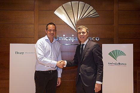 Unicaja Banco y la fintech Ebury alcanzan un acuerdo para facilitar a empresas y autónomos la gestión de las transacciones internacionales y operaciones de divisa