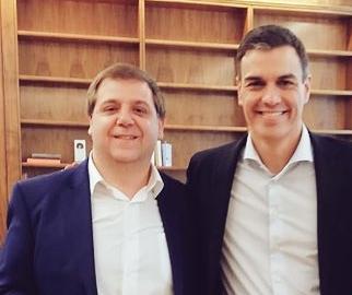 Juan Manuel Serrano, nuevo presidente de Correos