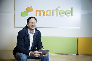 Juan Margenat, Marfeel.