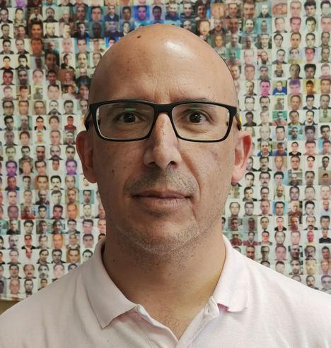 Juan Ortiz, nuevo secretario general del Sindicato del Colectivo de Maquinistas de Metro de Madrid