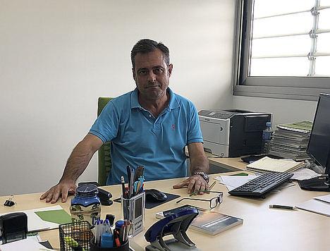 """Juan Vilar: """"El olivo es el más potente fijador de CO2 que existe, lo que le convierte en la mejor herramienta para luchar contra el cambio climático"""""""