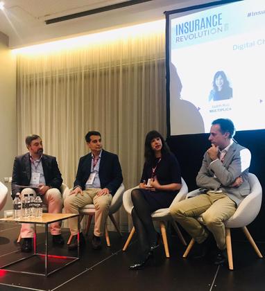 Multiplica impulsa la transformación digital del sector asegurador en Insurance Revolution