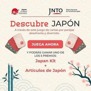 Descubre Japón con el nuevo juego online de la Oficina Nacional de Turismo del país