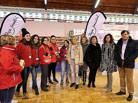 300 alumnos de ESO de Cáceres participan en la segunda edición de 'Los Juegos de las Naciones'
