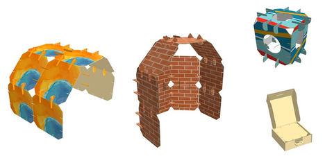 """""""My Little World"""", el juego de construcción que Smurfit Kappa ha diseñado para que hijos de sus empleados se diviertan durante la cuarentena"""