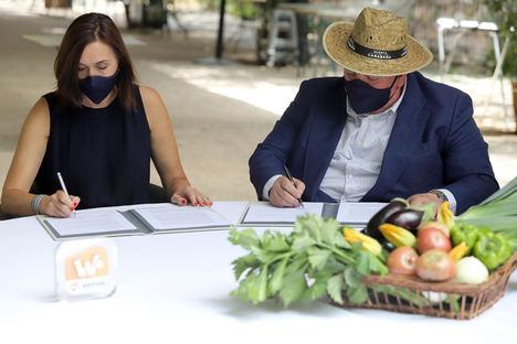 Repsol y Huerta de Carabaña se unen para convertir el restaurante en un proyecto multienegértico sostenible