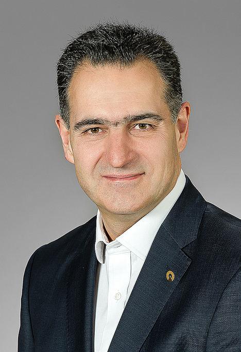 Julio Arce, Presidente Ejecutivo de la Zona Europa Sur de Schindler.