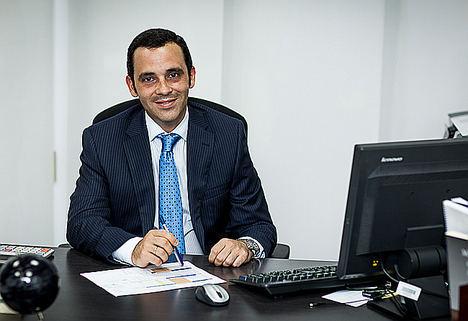 Julio González Castillo, nuevo Director de Operaciones de Amavir