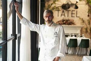 Julio Miralles, Chef Ejecutivo del Grupo TATEL.