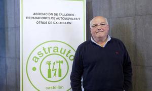 Julio del Rosal, presidente de ASTRAUTO.