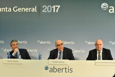 Abertis culmina 2016 con unos sólidos resultados, la entrada en nuevos países y el refuerzo en mercados consolidados como Francia y Chile
