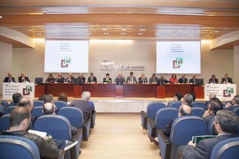 Unicaja Banco aprueba en Junta de Accionistas la fusión de EspañaDuero y la renovación de su Consejo de Administración