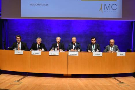 MC MUTUAL ingresó 761,17 millones de euros, un 3,78% más que en el ejercicio anterior