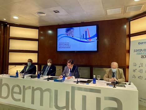 Ibermutua obtiene un excedente de 43 millones de euros en el ejercicio 2019